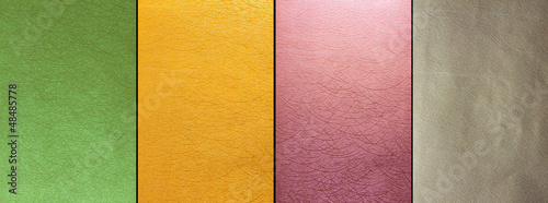 Paper Texture background with different color