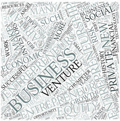 Entrepreneurship Disciplines Concept