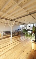 interno grande loft