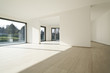 interno grande spazio vuoto, apartamento