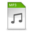Dateityp Icon MP3