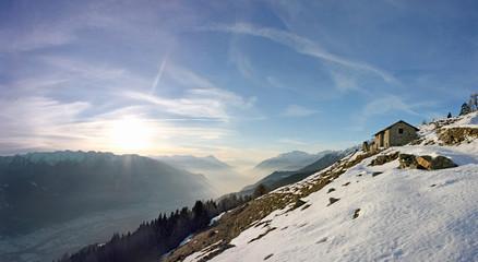 alpe Prato Secondo, monte Rolla
