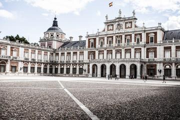 The Royal Palace of Aranjuez. Madrid (Spain)