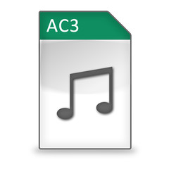 Dateityp Icon AC3