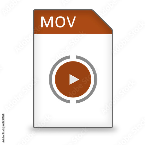 Dateityp Icon MOV