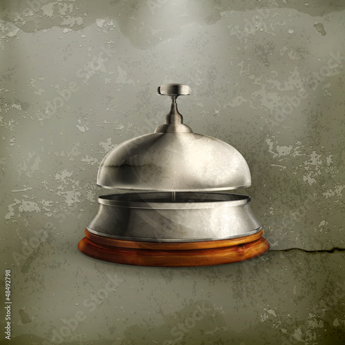 Reception Bell old-style