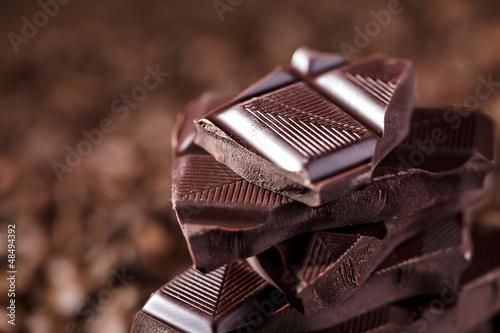 Schokolade und Kaffee