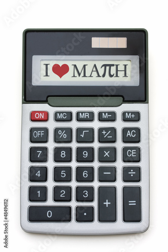 I Love Math Calculator