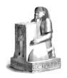 Osiris - Statue - Egyptian Antiquities
