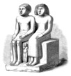 Pair - Egyptian Antiquities