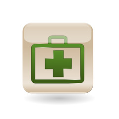 Icon first aid kit