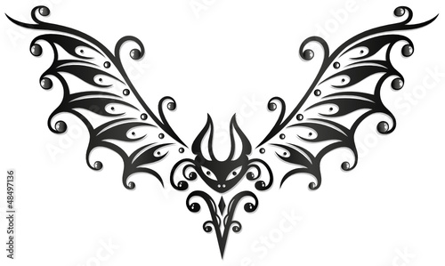 Fledermaus, bat, Horror, Vampire, Halloween