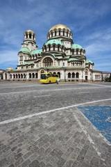 Sofia cathedral, Bulgaria