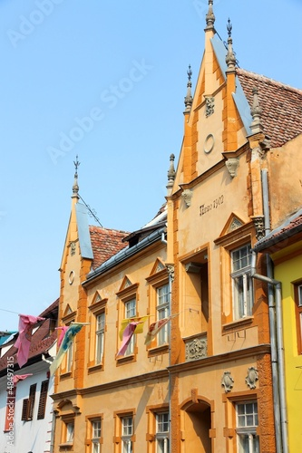 Sighisoara, Romania - UNESCO World Heritage Site