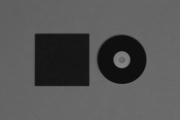 Blank corporate identity CD