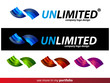 Company Logo Arc Design - Unlimited,Vector