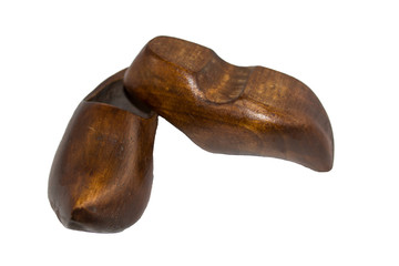 Duch wooden clogs