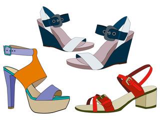 sandali moda