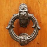 beautiful old door knocker