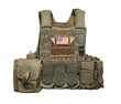 U.S. Army tactical bulletproof vest - 48501938