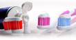 Cepillos dentales.