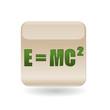 Icon e=mc2