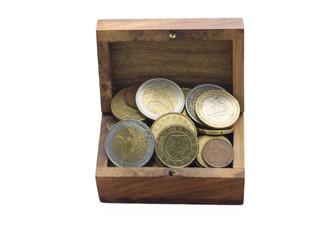 Coins (Euros)