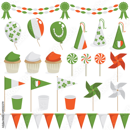 irish decorations