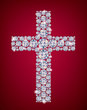 Cross of Diamonds