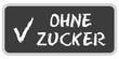 CB-Sticker TF eckig oc OHNE ZUCKER