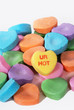 "Valentine Candy Hearts ""UR Hot"""