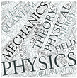 List of basic physics topics Disciplines Concept