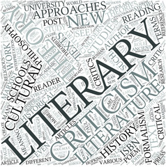 Literary theory Disciplines Concept