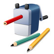 illustration of Pencil sharpener