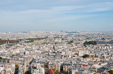 Paris. Capital Skyline