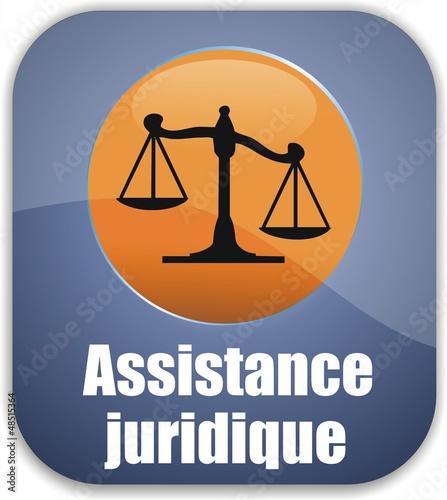 bouton assistance juridique