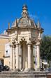 Temple of the Osanna. Nardò. Puglia. Italy.