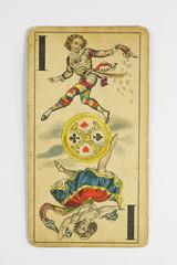 Very old tarock card_3