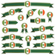 ireland ribbons