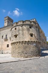 Acquaviva castle. Nardò. Puglia. Italy.