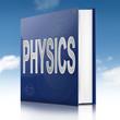 Physics text book.