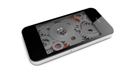 gears phone