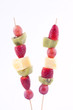 fruit kebab