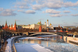 Fototapety Panorama Of The Moscow Kremlin