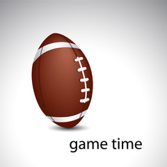Game time - American football