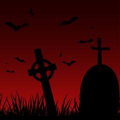 Halloween Hintergrund gruselig
