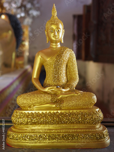 The image of Buddha