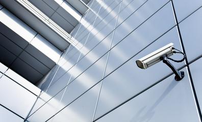 Videoüberwachung - Hochhaus