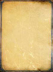 Scratched vintage paper texture