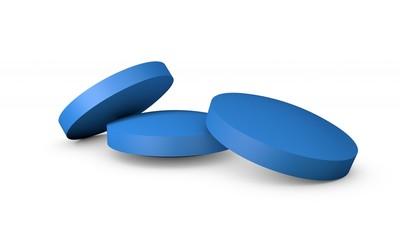 Blue medicine